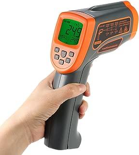 Testboy TV 325 Thermom/ètre laser /à infrarouge avec valeur d/émission r/églable