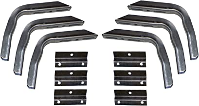 Lund 300024 Lund EZ Running Board Bracket Kit for 1995-2004 Toyota Tacoma Access Cab