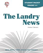 The Landry News - Student Packet by Novel Units