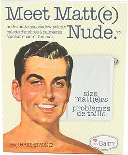 The Balm Meet Matt(e) Nude Eyeshadow Palette, 25.5gm