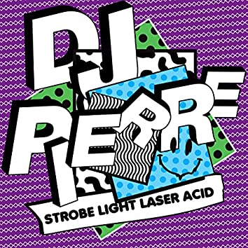 Strobe Light Laser ACID