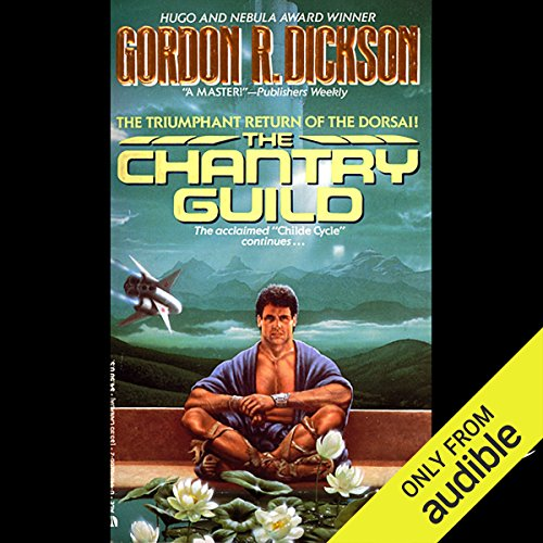 The Chantry Guild audiobook cover art