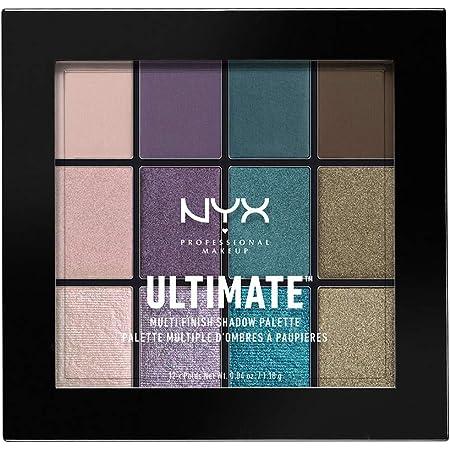 Amazon.com: NYX PROFESSIONAL MAKEUP Ultimate Multi-Finish Shadow