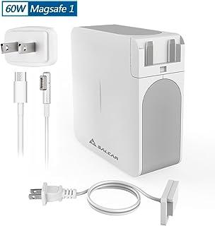 Salcar【PSE認証】60W MagSafe1 L字コネクタ Macbook Pro対応 互換 AC 電源アダプタ PC 13.3 inch アップル対応 充電器 パワーサプライ 1年保証