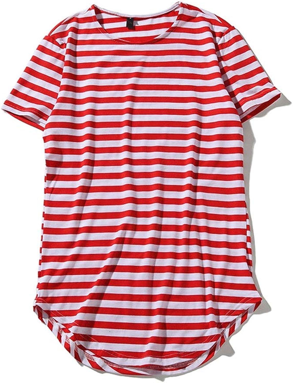 YONGMEI TSHIRT Men's Tshirt Shortsleeved Hip Hop Tshirt