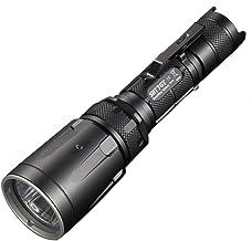 Nitecore SRT7GT 1000 Lumens LED Flashlight with UV and 4 Color LEDs