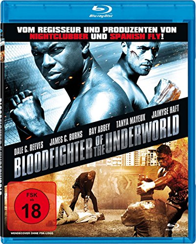 Bloodfighter of the Underworld [Blu-ray]