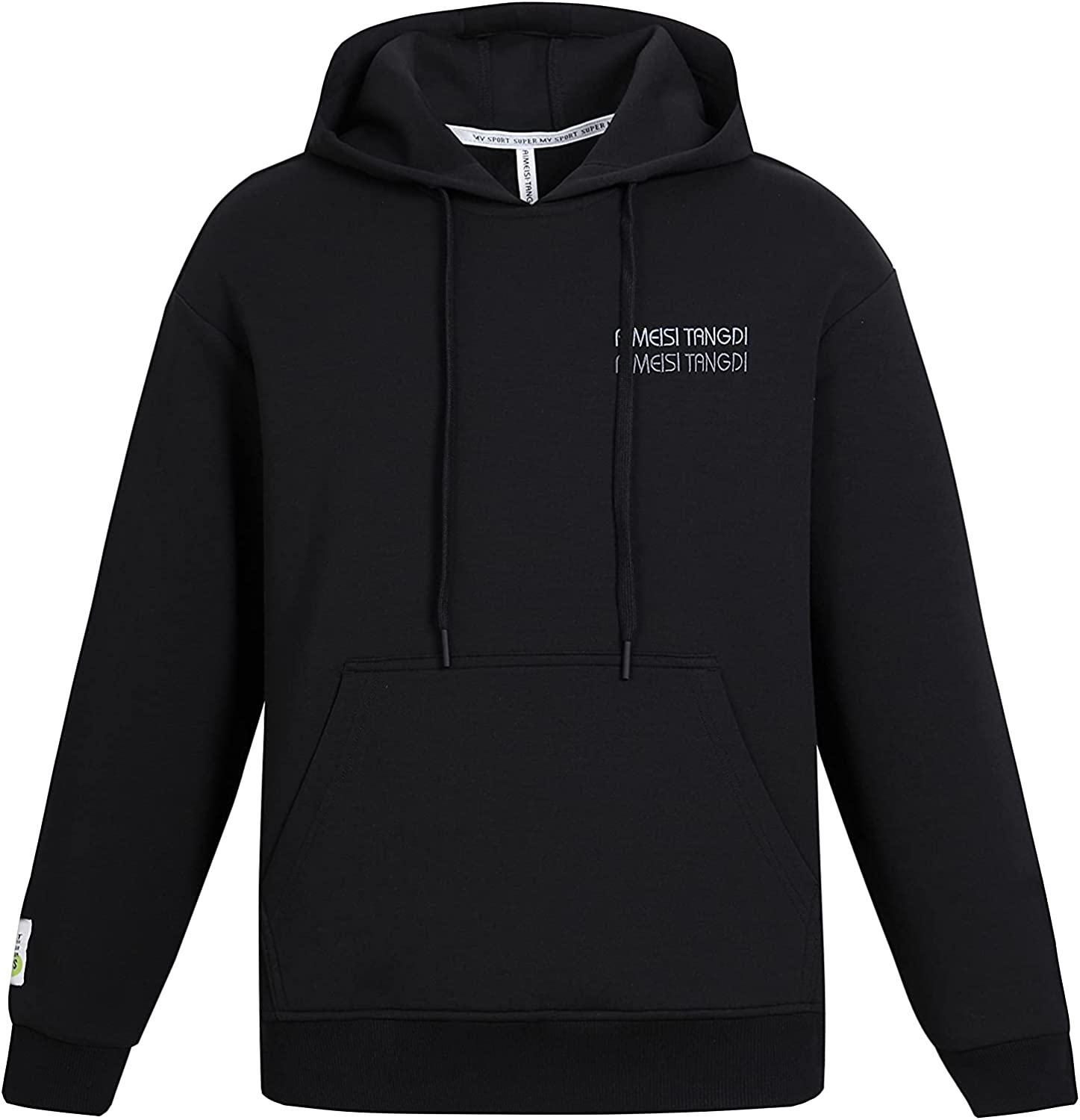 Manufacturer OFFicial shop Men's New popularity FALL Graphic Embroidered Hoodies Sweatshirt Fashion Pullov