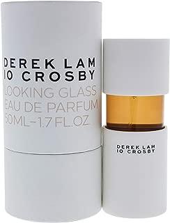 Derek Lam 10 Crosby | Looking Glass | Eau De Parfum | Floral and Warm Aromatic Scent | Spray Perfume for Women | 1.7 Oz