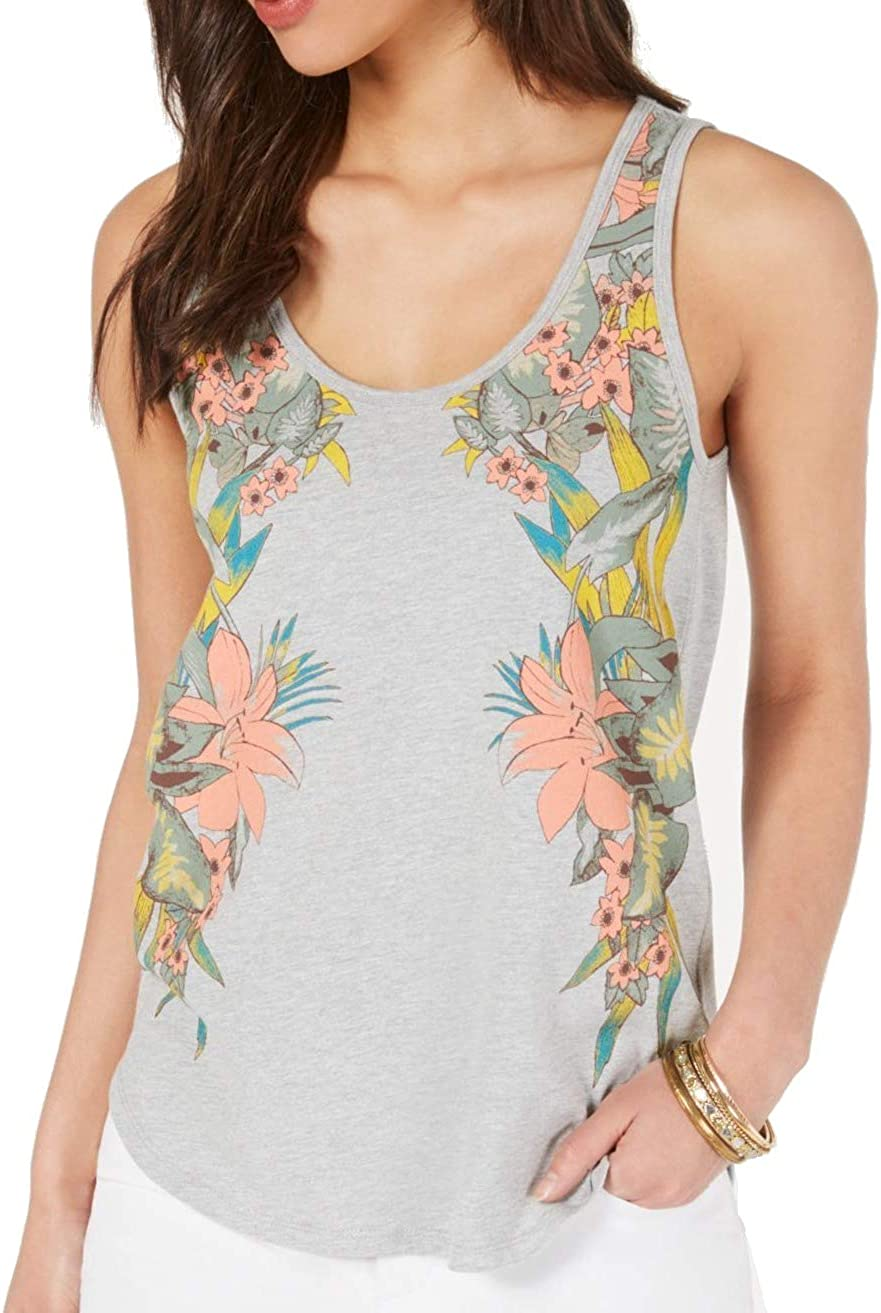 Max 40% OFF Lucky Brand Free shipping anywhere in the nation Women's Tank Top Floral
