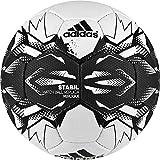 adidas Stabil Replique - Ballon de Handball, Couleur Blanc/Noir, Taille 3