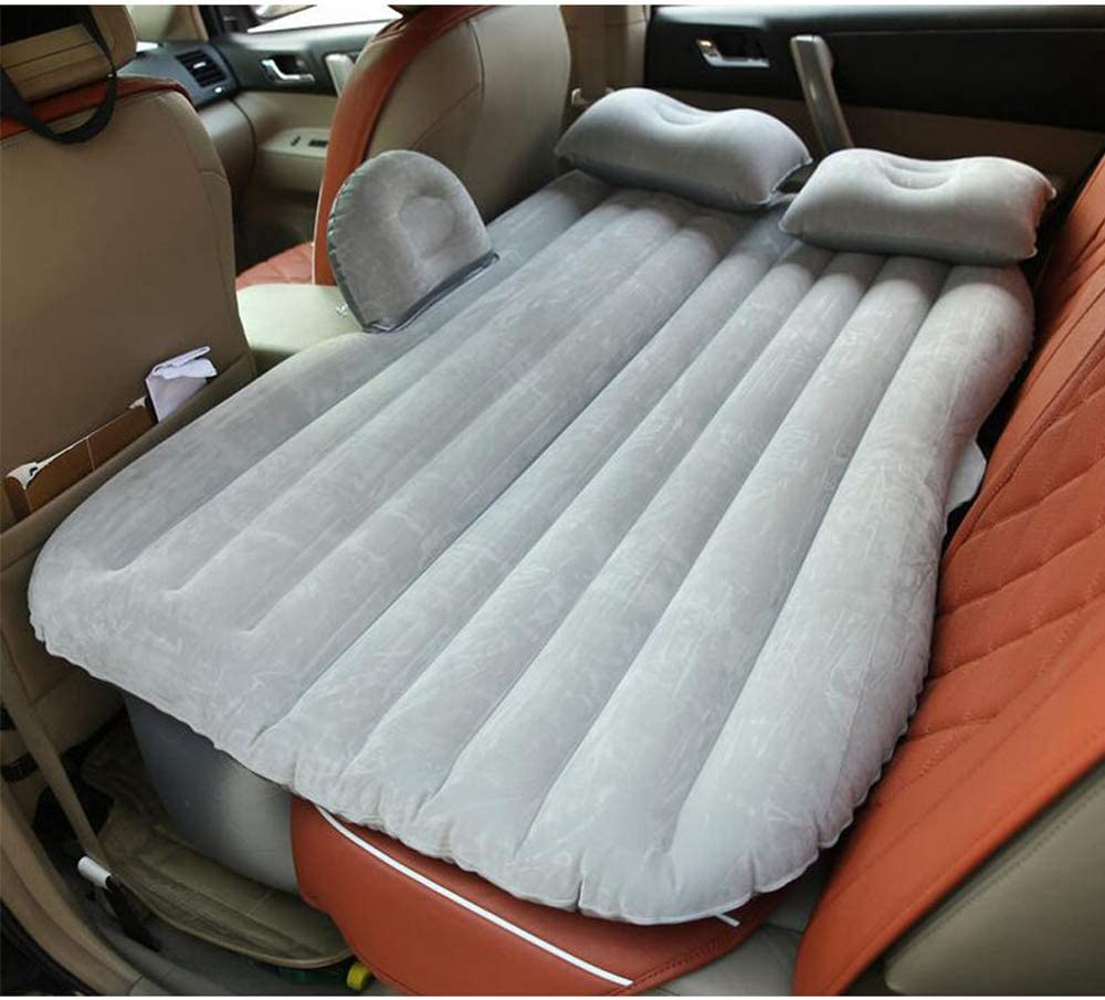 Boshen Inflatable Max 88% OFF Max 48% OFF Car Mattress Bed Flocking Camping