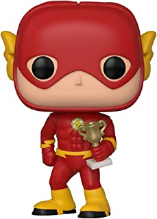 Funko Pop! Big Bang Theory: Sheldon Cooper As The Flash #833 - Shared SDCC Excl.
