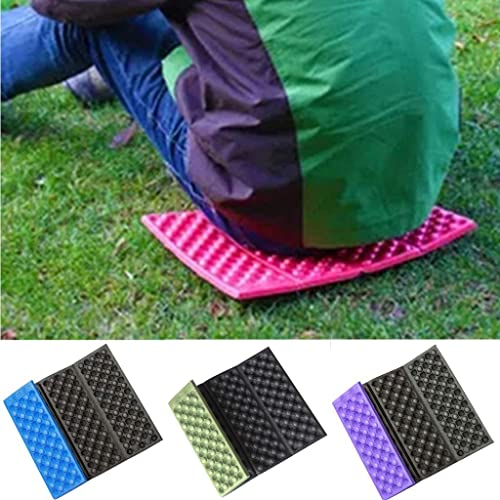 wholesale 2 Pcs Camping Cushion Seat Folding Lightweight Foam Sitting Pads Waterproof Camping lowest Cushion Foam Seat Pad Portable Outdoor Sitting new arrival Mat Backpacking Hiking Camping Mini Mat Pad online