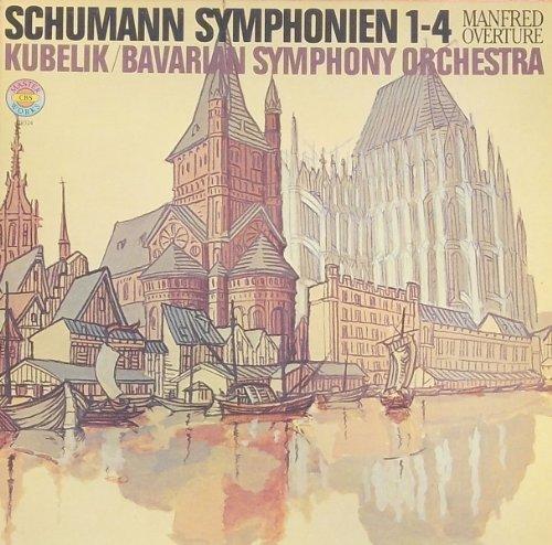 Robert Schumann Symphonien 1-4 (VINYL-BOX)