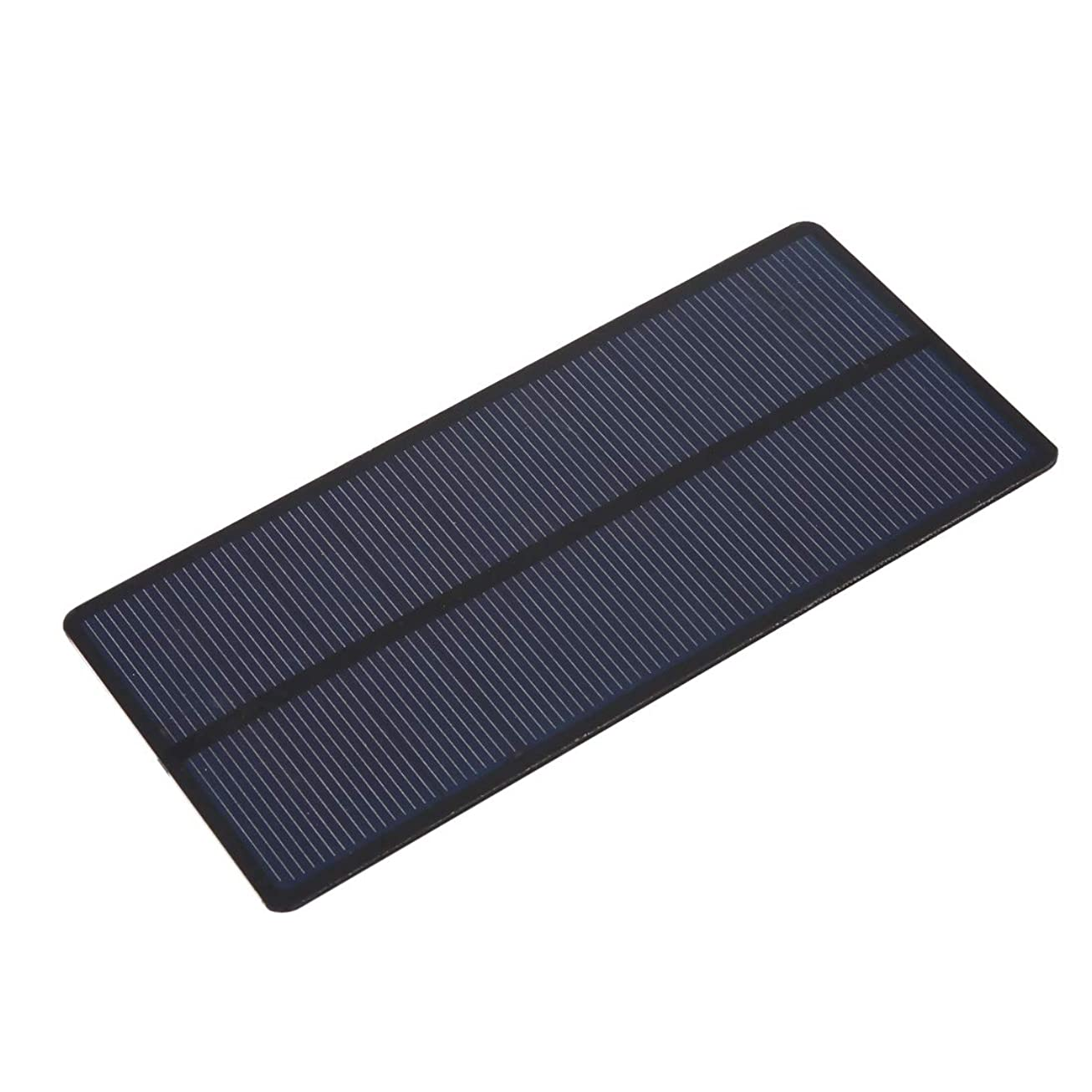サイトライン伝説シンプルなソーラーパネル 5V 1.4W 280mAh DIYサンパワーバッテリーソーラーパネルモジュールセル、サイズ:150 X 69mm