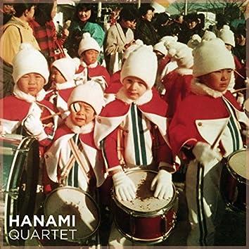 Hanami Quartet (feat. Andrew Trim, Mai Sugimoto, Jason Stein, Charles Rumback)