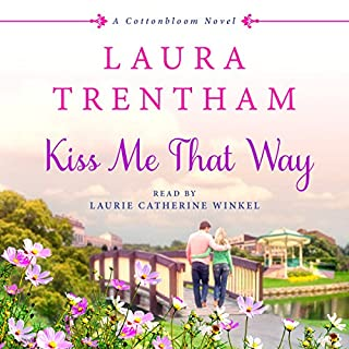 Kiss Me That Way audiobook cover art