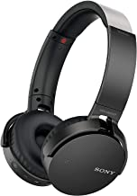 Sony MDRXB650BT/B Extra Bass Bluetooth Headphones, Black
