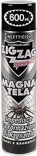 Zig Zag Specialist Magna Tela - Insecticida para arañas que impide la formación de telarañas, 600 ml