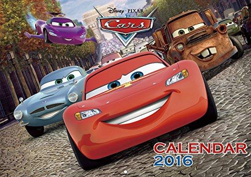 『カーズ 2016年 カレンダー 壁掛け』の1枚目の画像