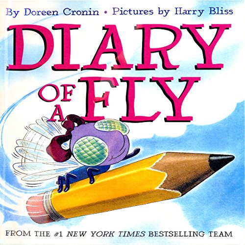 Diary of a Fly audiobook cover art
