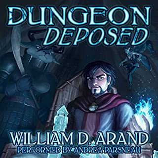 Dungeon Deposed audiobook cover art