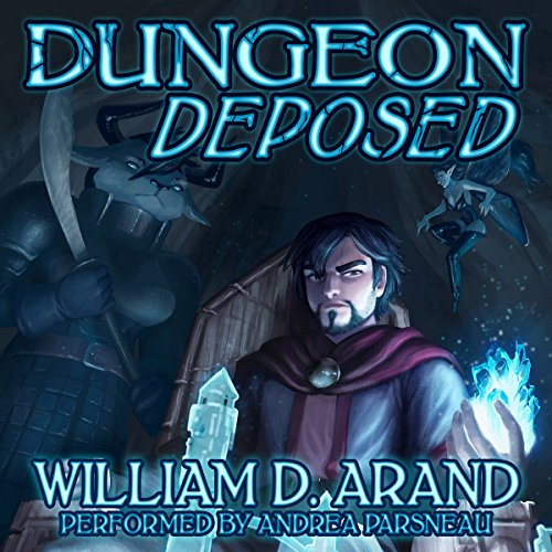 Page de couverture de Dungeon Deposed