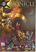 Glatorian: Bionicle #7 FN ; DC comic book