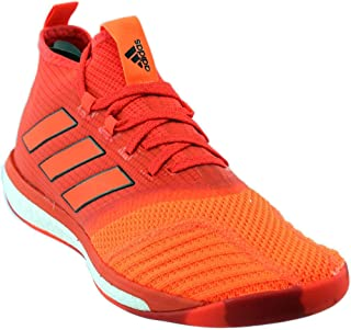 adidas Men's Ace Tango 17.1 TR Indoor Shoes- Orange (8)