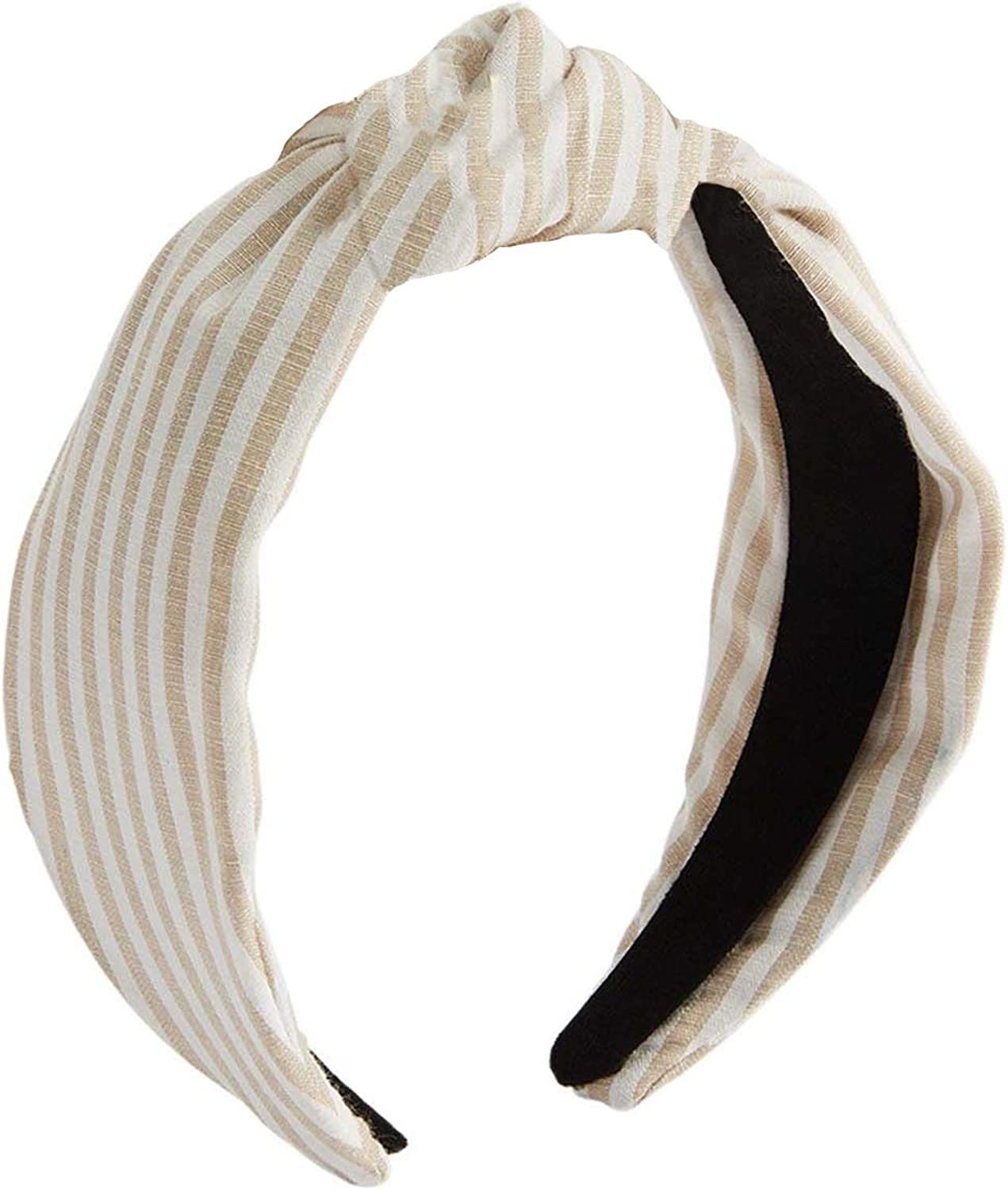 Mud Pie Women's Patterned Knotted Headband