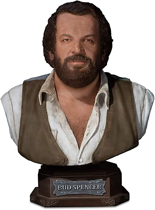 Busto di bud spencer supacraft collectible bust, bud spencer 1/4 (2020) SCD400002