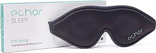 Echor Sleep Eye Mask for Women Men, 3D Contoured Cup Sleeping Mask & Blindfold - Night Sleep Mask, Block Out Light, Eye Sh...