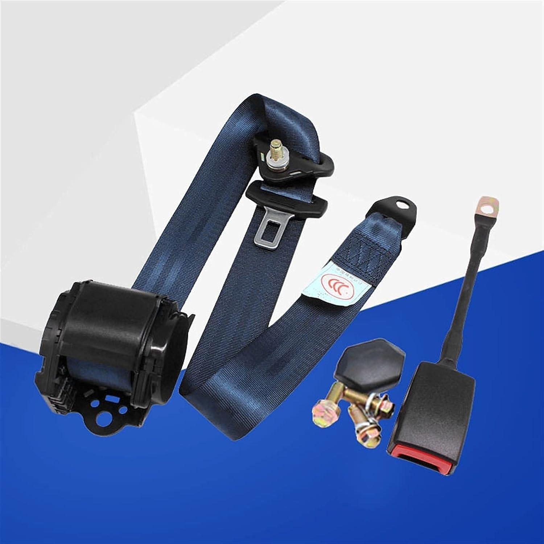 PARTAS Adapter Universal half Auto-Locking Seat Lap supreme Adjustable 3 Belt