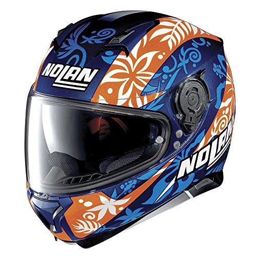 NOLAN D98353 ペトルッチ62 N87 ジェミニレプリカ フルフェイスヘルメット M フルフェイス オンロード用