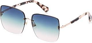 Women's Janay/s Rimless Sunglasses, Pink havana, 61 mm