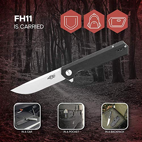 Pocket Folding Knife GANZO Firebird FH11 Hunting Pocket Tool