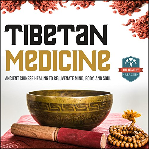 Tibetan Medicine audiobook cover art
