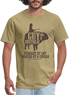The Possum Posse Mauled Cougar Men's T-Shirt
