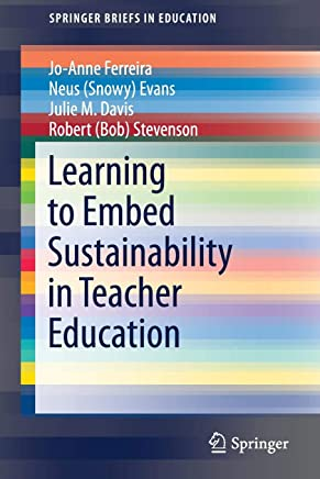 Learning to Embed Sustainability in Teacher Education