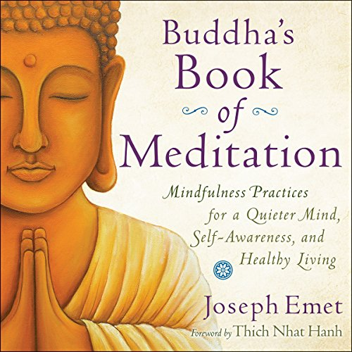 Buddha's Book of Meditation cover art
