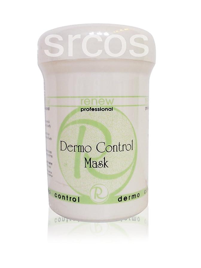 カプラー水分西部Renew Dermo Control Mask 250ml