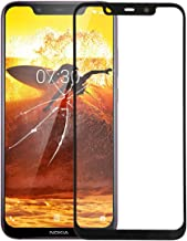 Mobile Replacement Parts Front Screen Outer Glass Lens for Nokia X7