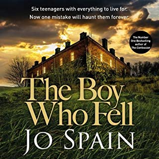 The Boy Who Fell cover art
