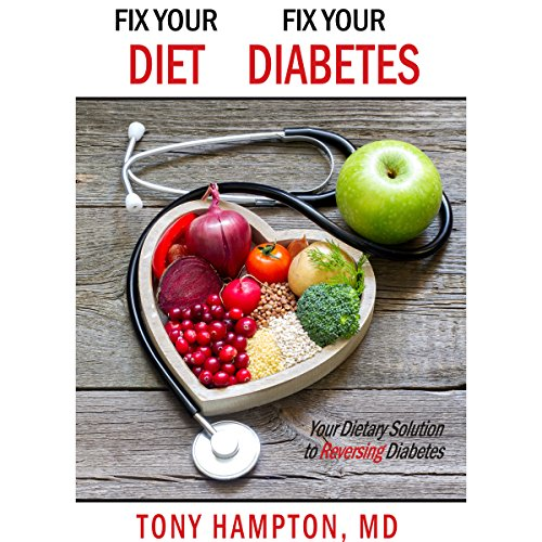 Fix Your Diet, Fix Your Diabetes audiobook cover art