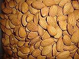 Almendras Crudas 1 Kg, Enteras y Sin Sal | Saludables, Nutritivas y No Transgénicas | Para Dietas Veganas y Vegetarianas |