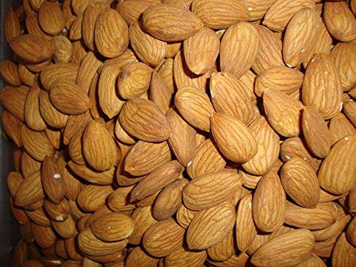 Dorimed - Mandorle naturali sgusciate intere crude qualità extra 1kg