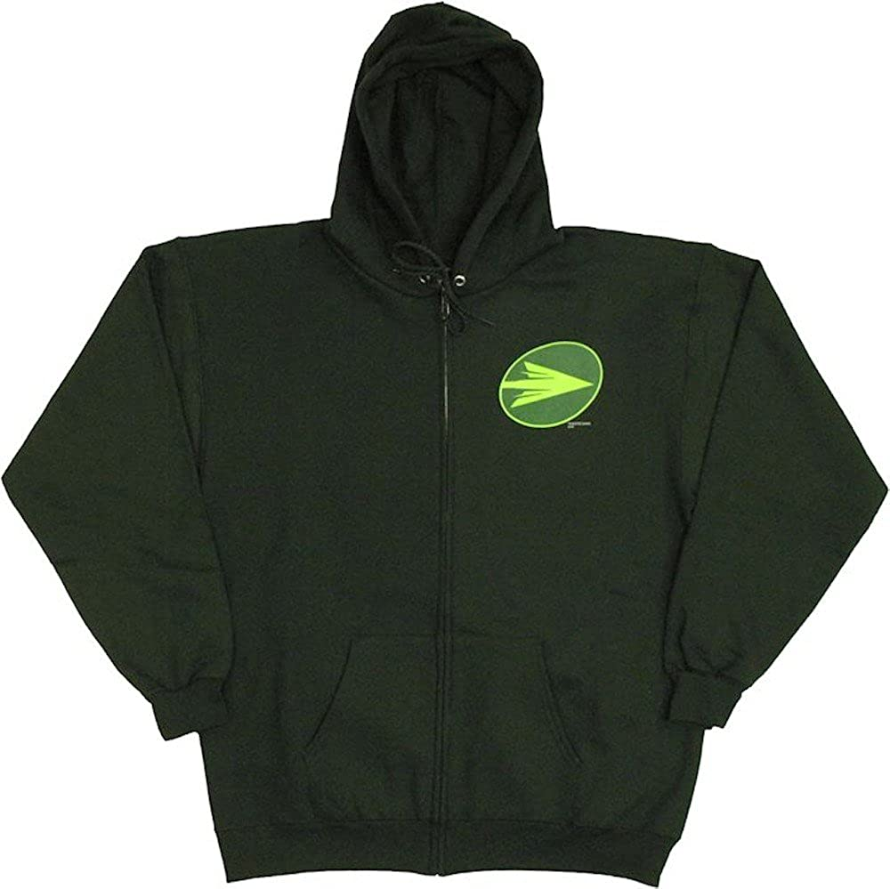Columbus Mall Green Chicago Mall Arrow Hoodie Quiver