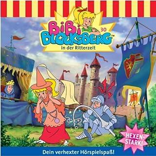 Bibi in der Ritterzeit audiobook cover art