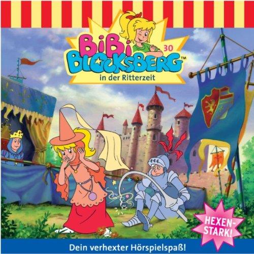 Bibi in der Ritterzeit cover art
